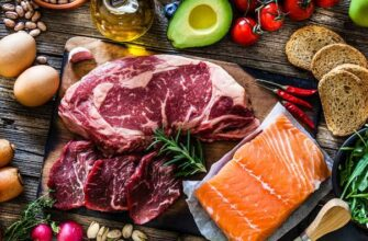Правильная белковая диета