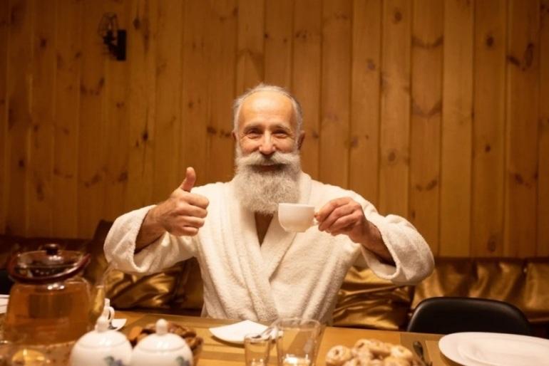 Польза бани для мужского здоровья