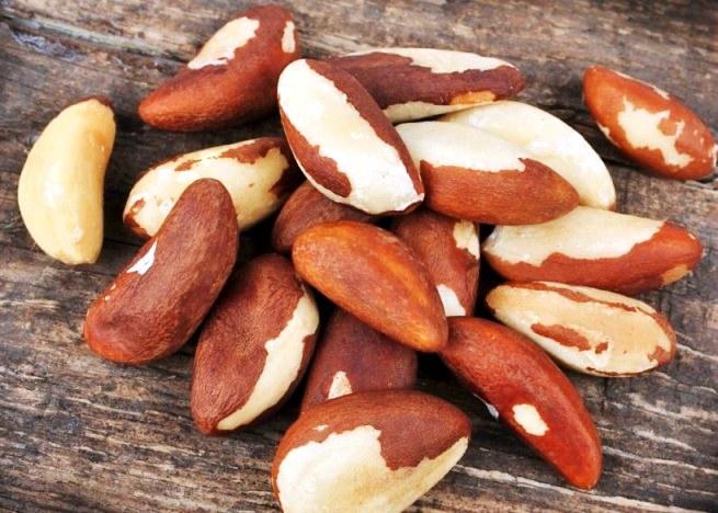 Бразильский орех для мужчин