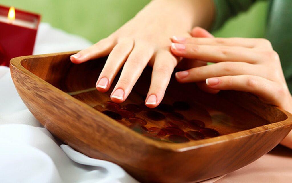 Лечение ломких ногтей